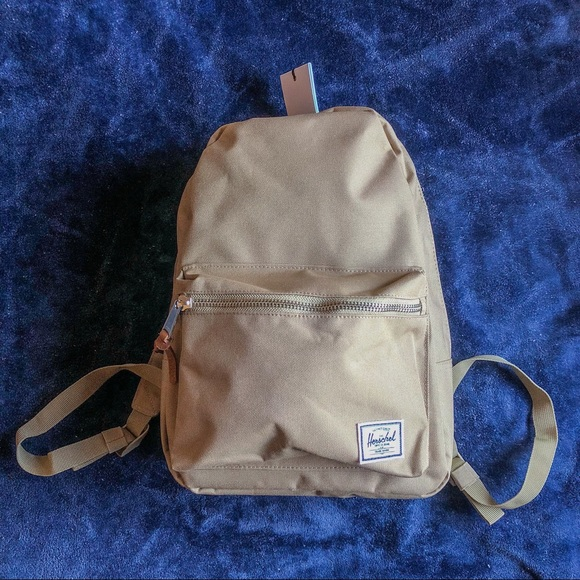 4690211f1861 UO Urban Outfitters Herschel Tan Grove XS Backpack